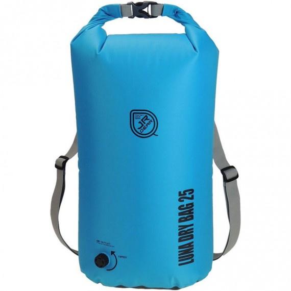 Luna 防水袋 25升 - 湖水藍