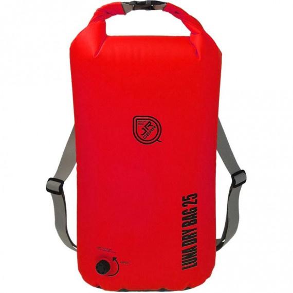 Luna 防水袋 25升 - 紅