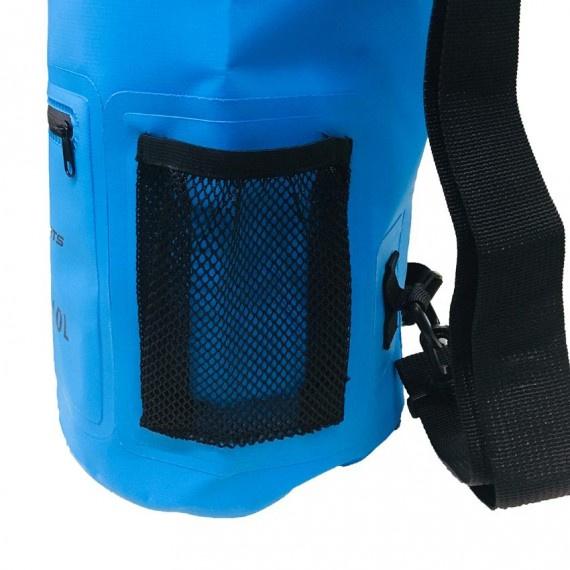 PVC 防水袋 20升 - 藍
