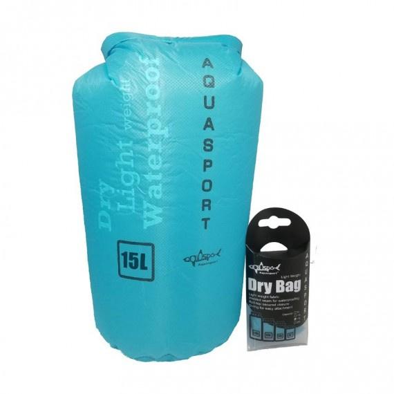防水袋 15升 - 藍