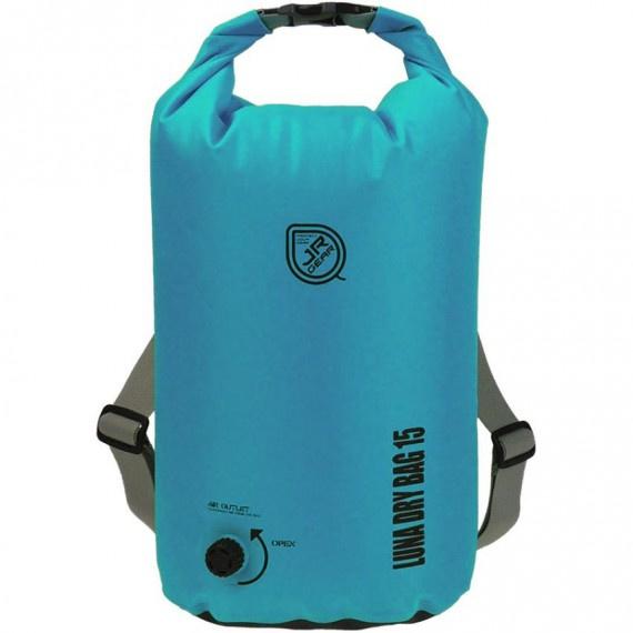 Luna 防水袋 15升 - 湖水藍