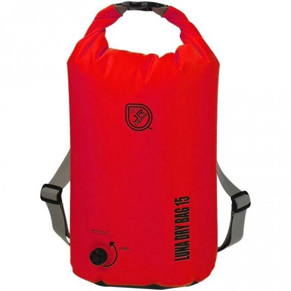 Luna 防水袋 15升 - 紅