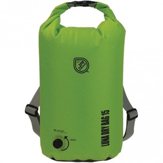 Luna 防水袋 15升 - 蘋果綠