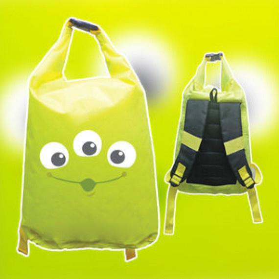 綠色部隊防水背包 12升 - 綠