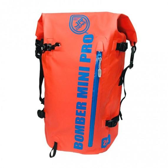 Bomber Mini Pro 防水背囊 40升 - 紅/藍
