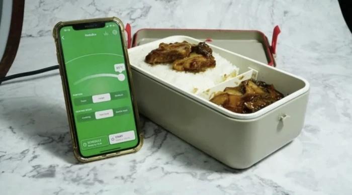 瑞士 HeatsBox Life輕量版智能加熱飯盒