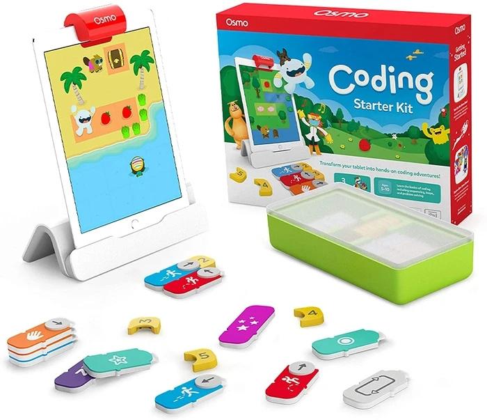 Osmo Coding Starter Kit 編碼遊戲配件組(不含底座)