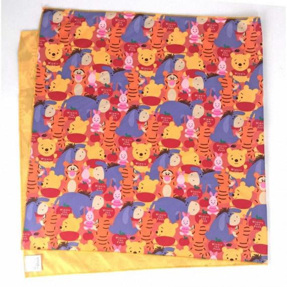 小熊維尼 冰涼毛巾 (100cm x 50cm) - 橙色