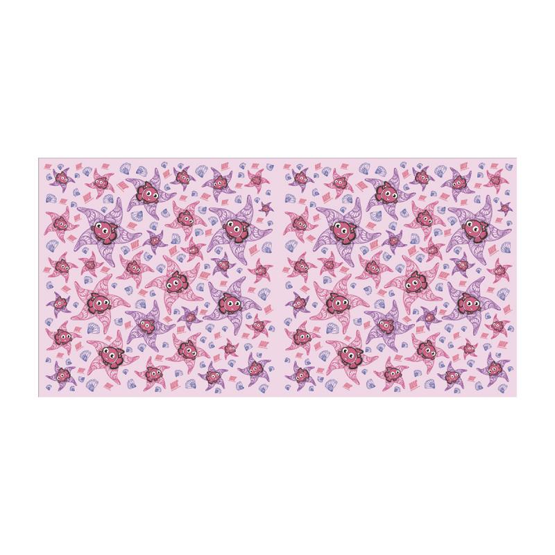 微纖維吸水毛巾 (80cm × 160cm) - 粉紅
