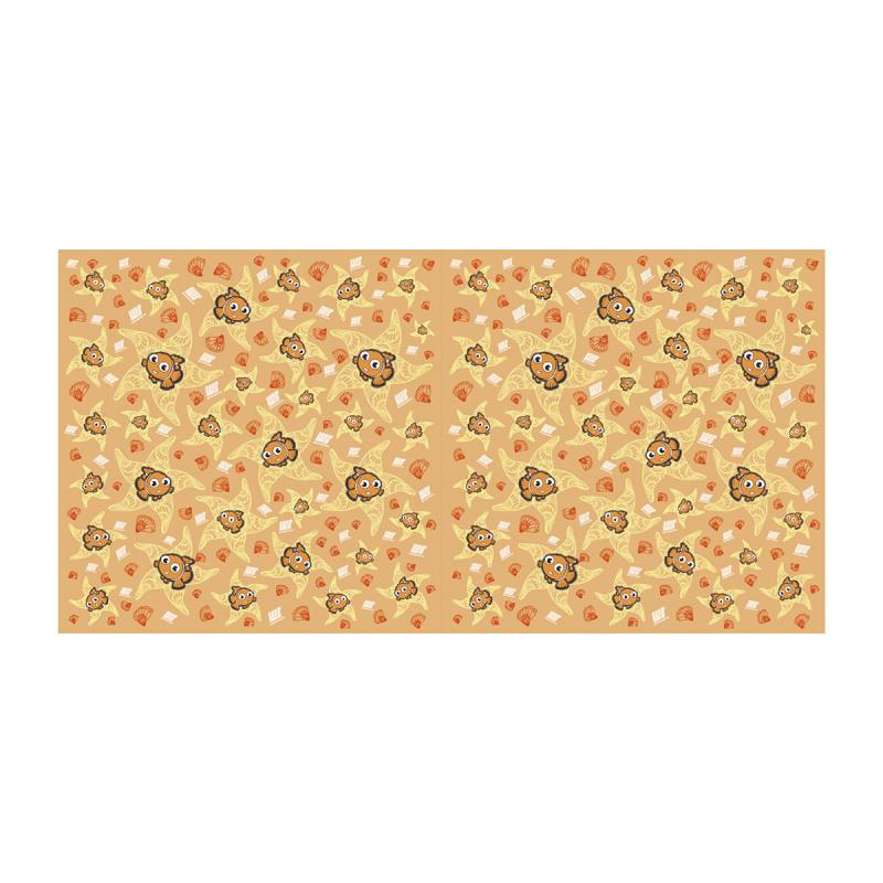 微纖維吸水毛巾 (80cm × 160cm) - 橙