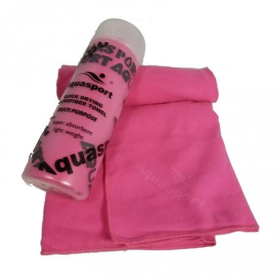 超細纖細吸水毛巾 (60×120cm) - 粉紅