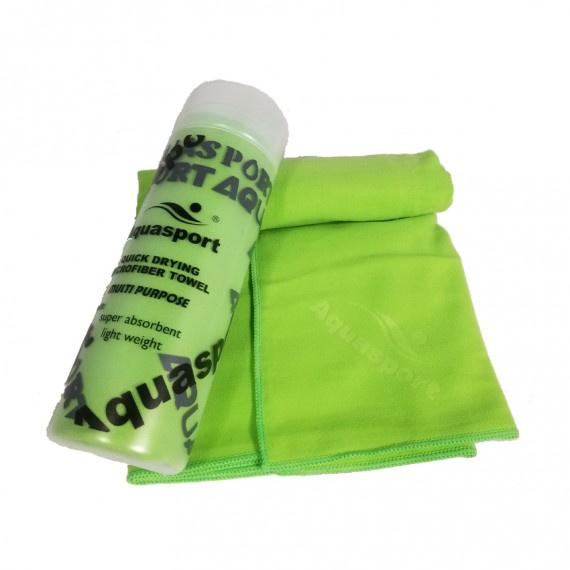 超細纖細吸水毛巾 (60×120cm) - 綠