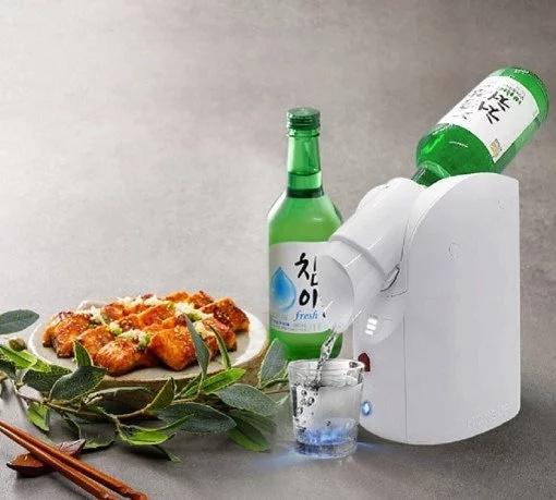 韓國 HONSURI 自動倒酒機