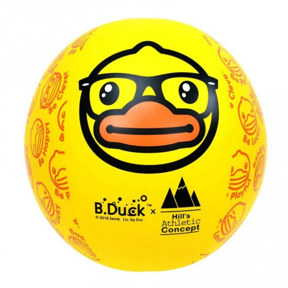 充氣沙灘球 - 黃