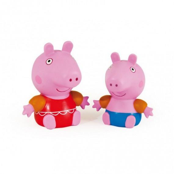 Peppa Pig 限量版噴水玩偶 - 粉紅