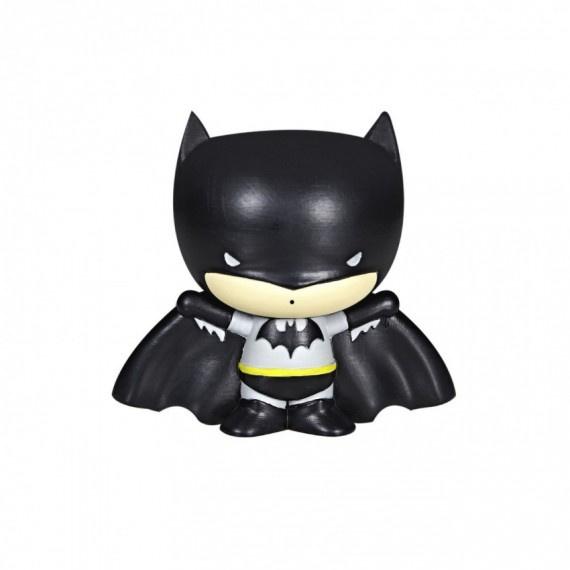 蝙蝠俠噴水玩偶 - 黑/黃