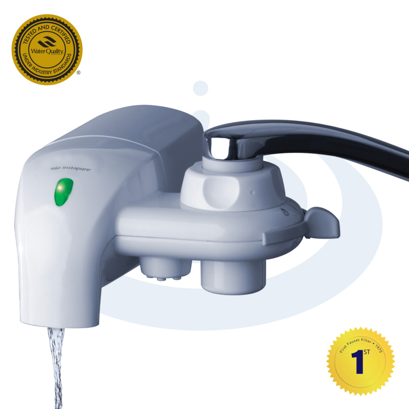 Instapure F8 Ultra White 水龍頭過濾系統 Faucet Filter System
