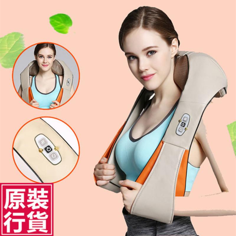 日本JTSK 2021升級款多功能紅外發熱披肩智能頸部按摩器