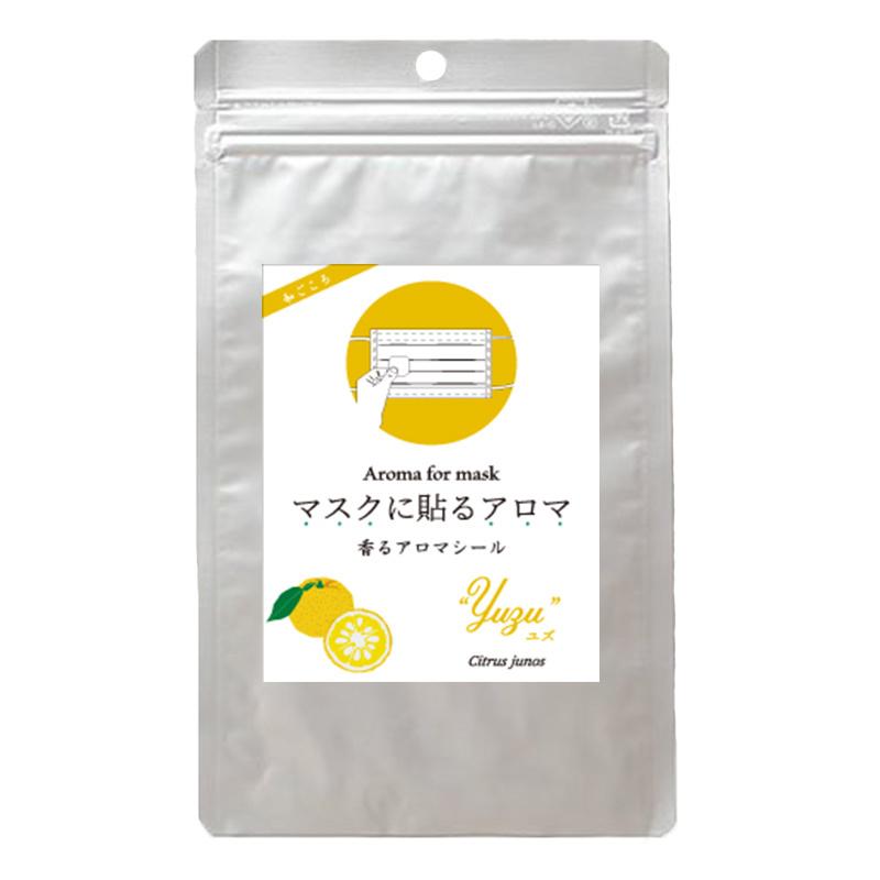 Yamamoto 日本製山本口罩香貼 (12枚/包)