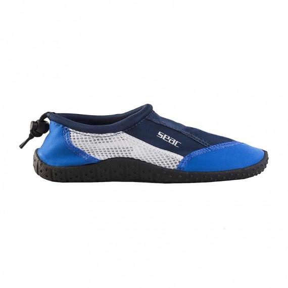 防滑沙灘鞋 - 藍