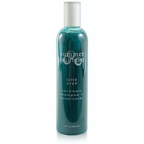 除氯二合一洗髮連護髮素