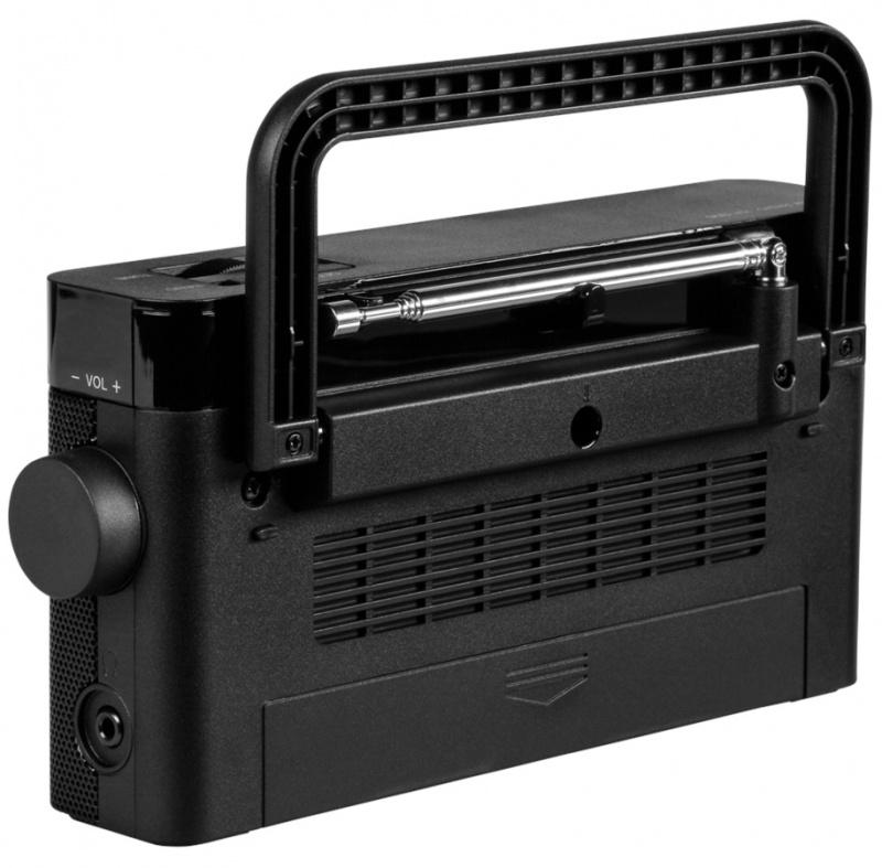 Sony - ICF-306 可攜式收音機AM/FM (平行進口)