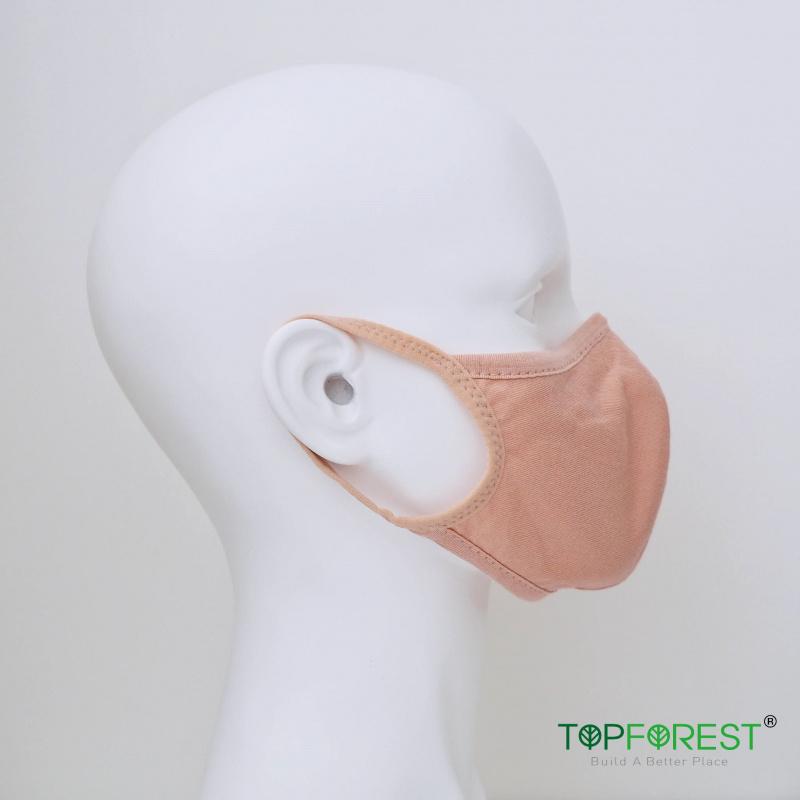 2個日本大熱櫻花粉色 3D舒適棉布口罩 耐用 可清洗重用 環保口罩 *不內置開口* - 適合秋冬或冷氣室內使用 M02020