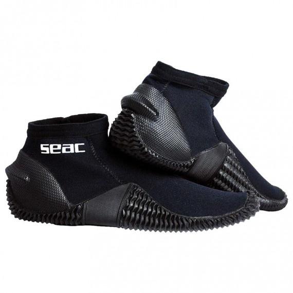 2.0mm 成人短筒水上活動鞋 - 黑