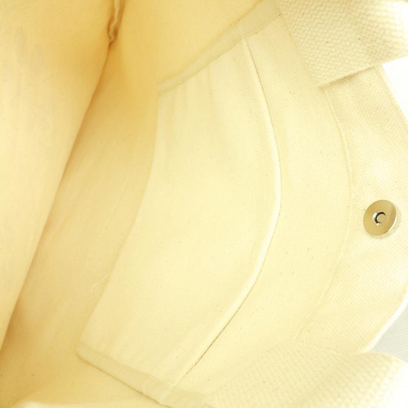 原色手挽側孭兩用帆布袋 復古花朵 B01027