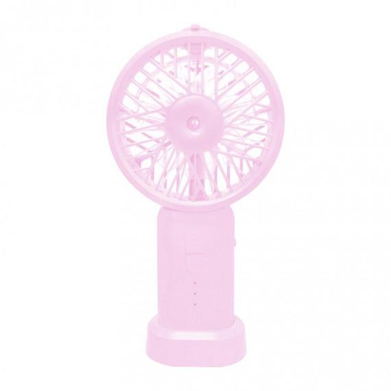 Exo-dus STORM 手提納米水霧風扇 - 粉紅
