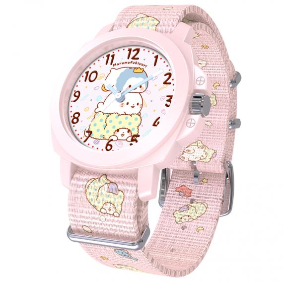 小童八達通手錶 - 角落生物 粉紅
