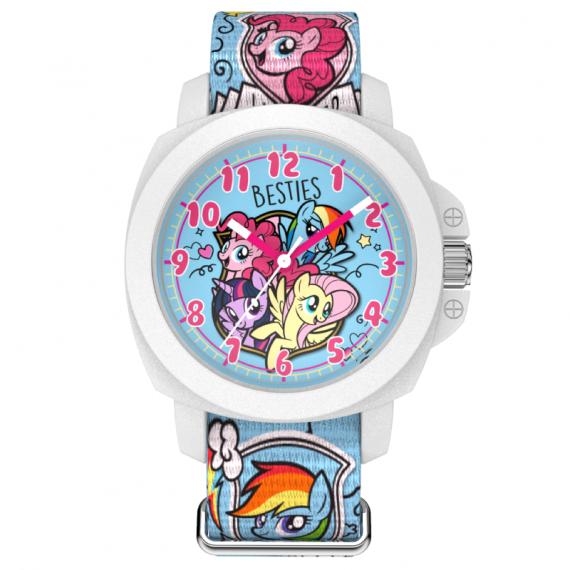 小童八達通手錶 - 小馬寶莉 淺藍