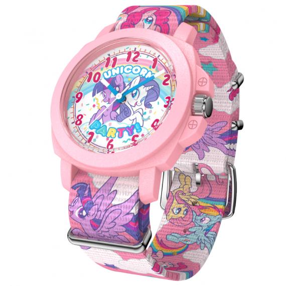 小童八達通手錶 - 小馬寶莉 粉紅