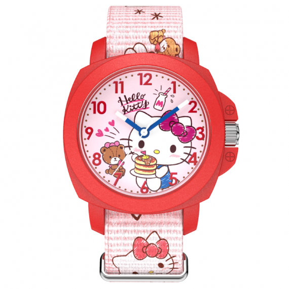 小童八達通手錶 - Hello Kitty