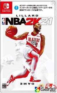 NS NBA 2K21