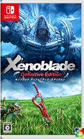 NS Xenoblade Chronicles: Definitive Edition 異度神劍 終極版
