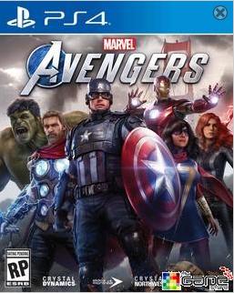 PS4 Marvel's Avengers 漫威復仇者聯盟