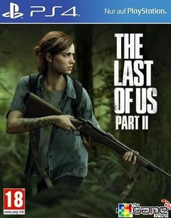 PS4 THE LAST OF US: PART II 最後生還者 二部曲