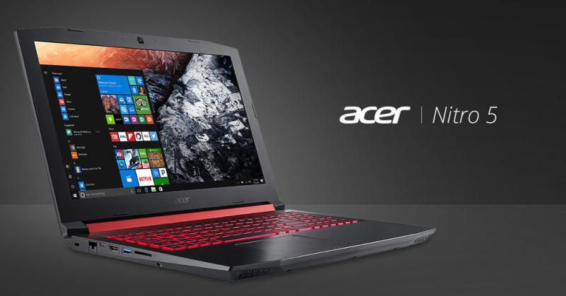Acer Nitro 5 AN515-55 電競手提電腦