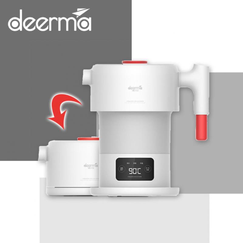 Deerma 多功能折疊電熱水壺 DEM-DH207