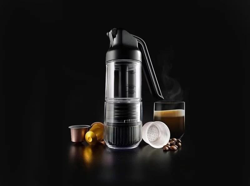 美國 Simpresso 輕鬆壓便攜咖啡機 (3-7天發貨)
