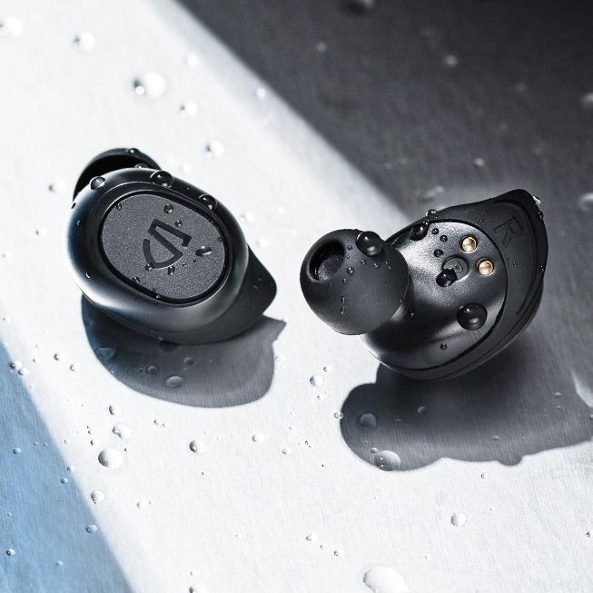 SOUNDPEATS TrueFree2 真無線運動藍牙耳機🎶🎧