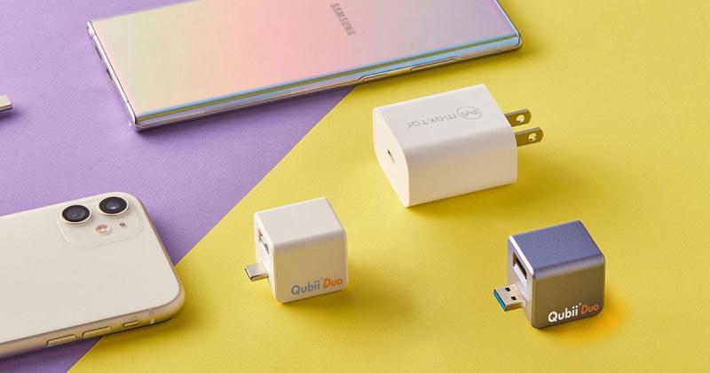 🔥🔥全新Qubii Duo備份豆腐 雙用版 iphone+ Android 『 USB-C 』