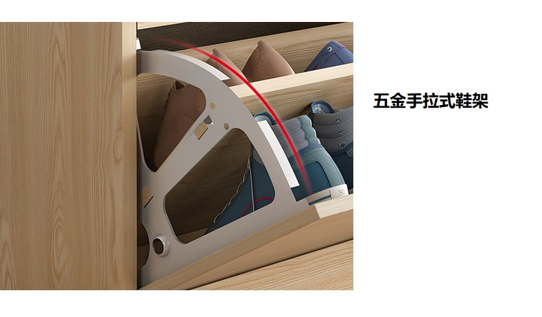 80cm 出門換鞋凳式鞋櫃 (2款)