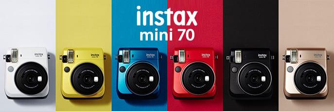 Fujifilm Instax 富士即影即有 Mini 70