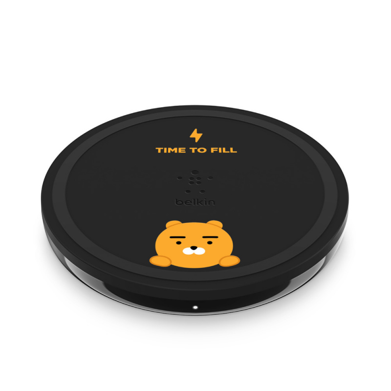 BOOST↑UP™ 無線充電板10W - KAKAO FRIENDS 特别版[不含 AC 轉接器][F7U088bt]