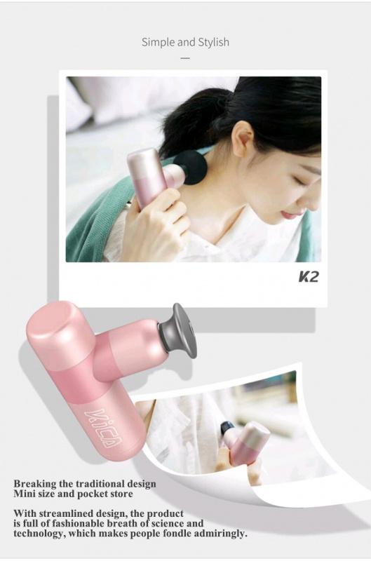 (香港行貨) Feiyu KiCA K2 筋膜 按摩槍 2色 (2代)🧘♀️💆