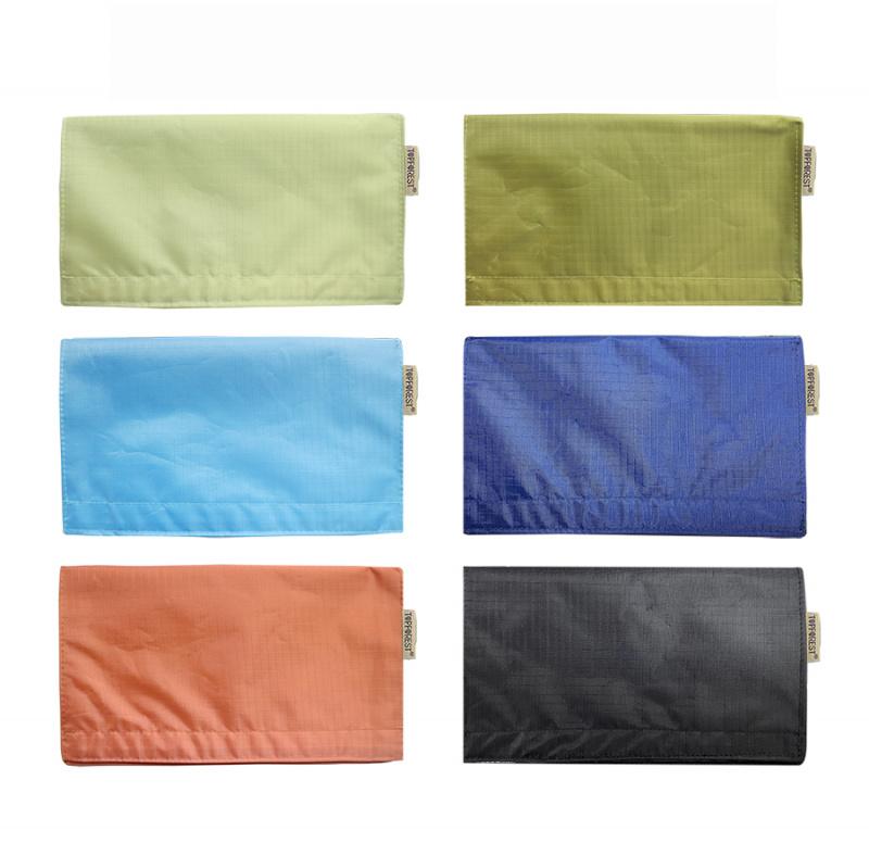 多用途口罩收納袋 1個超值裝 萬用大容量 放口罩/消毒濕紙巾/護照/ 現金 / 登機證 / 手機等 可清洗重用 M05020