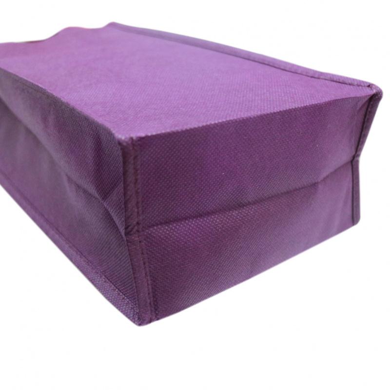 禮物環保紫紅色酒袋10個廠價特惠裝 多用途包裝用品 SNB002