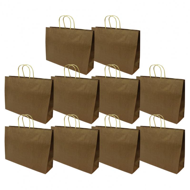 禮物大紙袋 10個廠價特惠裝 DIY 設計 美術用品 多用途包裝用品 SPB007